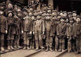 niños obreros