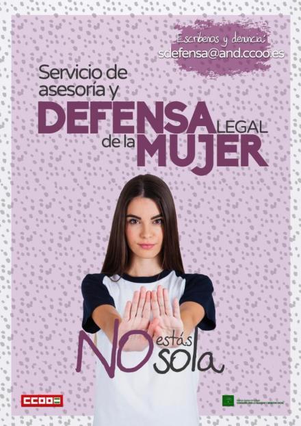 defensa mujer CCOO